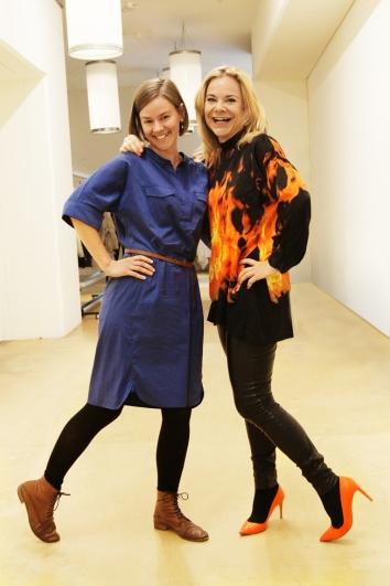 Marisa Gut trifft Anitra Eggler, eine der gefragtesten Speakerinnen..