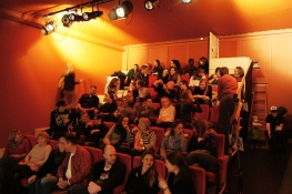 Full House zum Event «Warum weniger mehr ist»